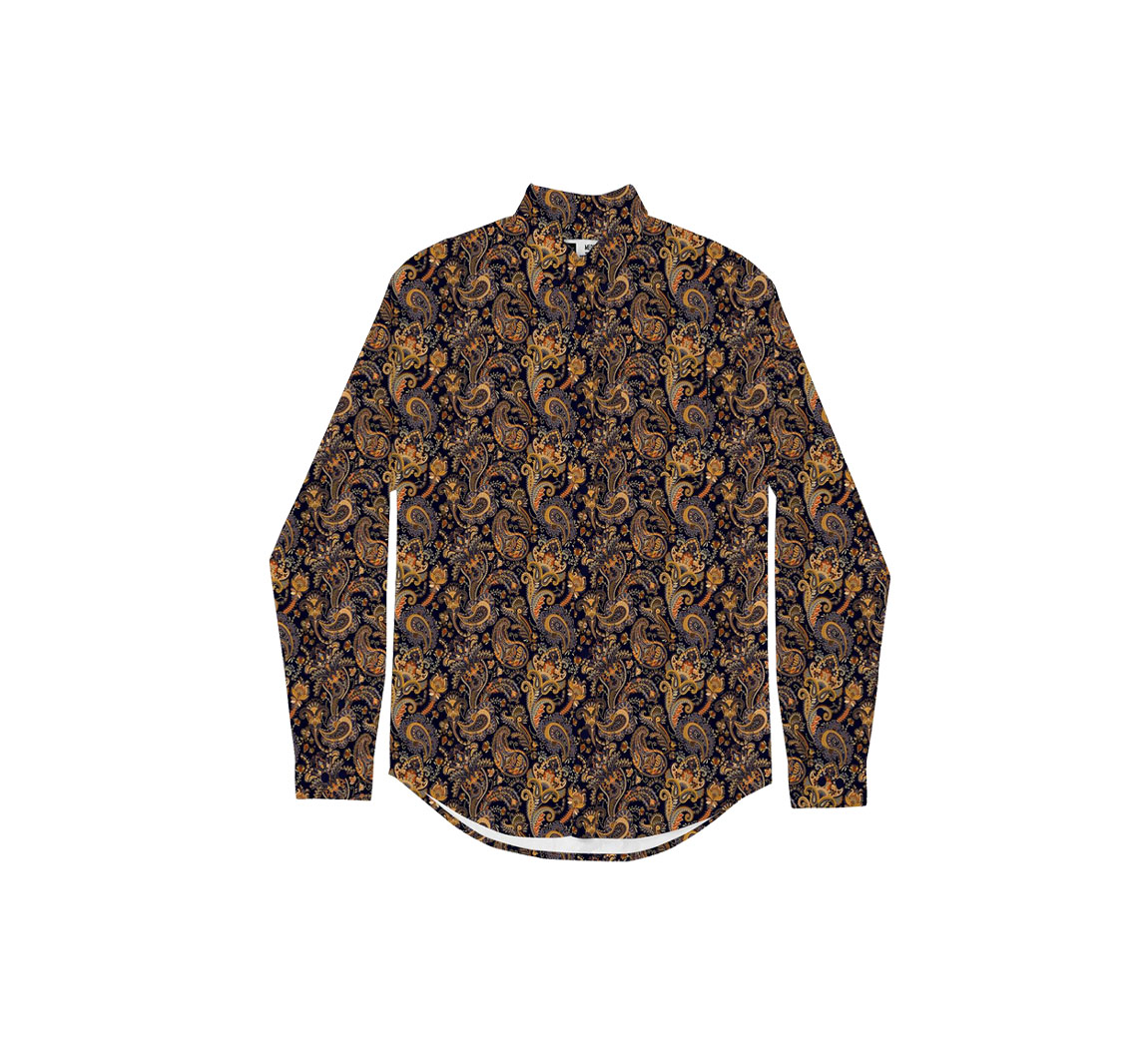 Chemise homme en coton biologique Shirt Varberg