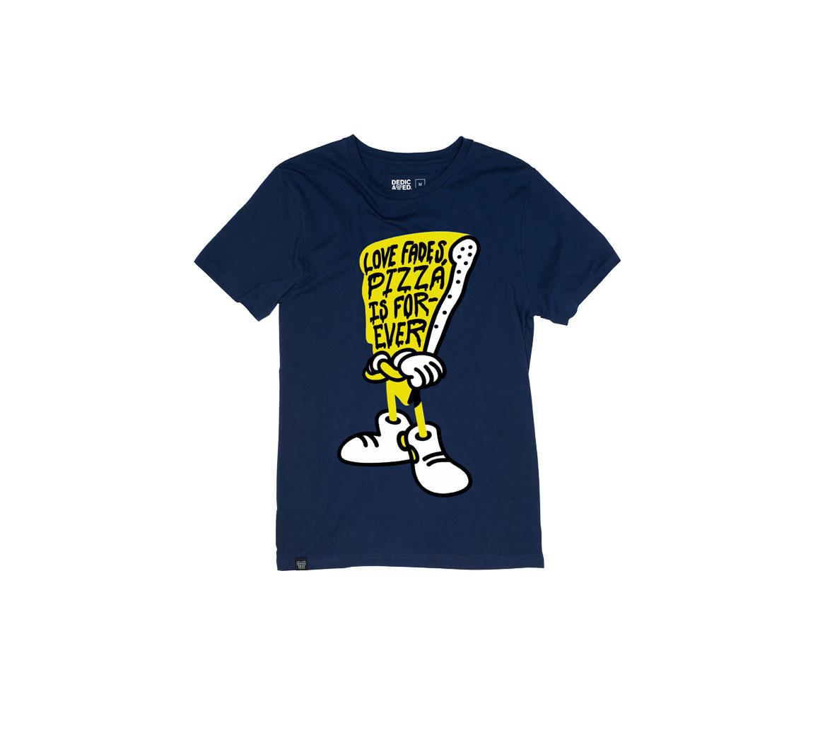 T-shirt Dedicated en promo T-shirt Dedicated P