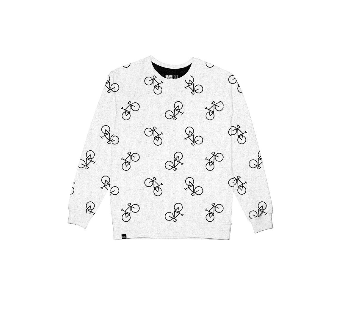 Sweat en coton organique Mora Knitted Sweatshirts