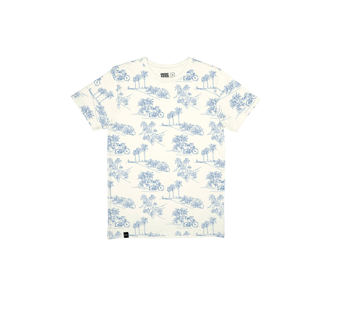 T-shirt Dedicated en coton bio T-shirt H Dedicated