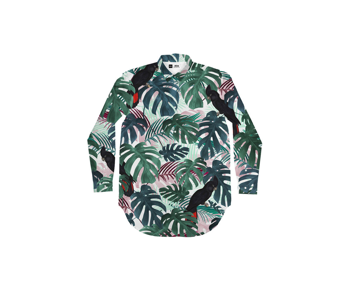Chemise oversize femme Shirt Fredericia