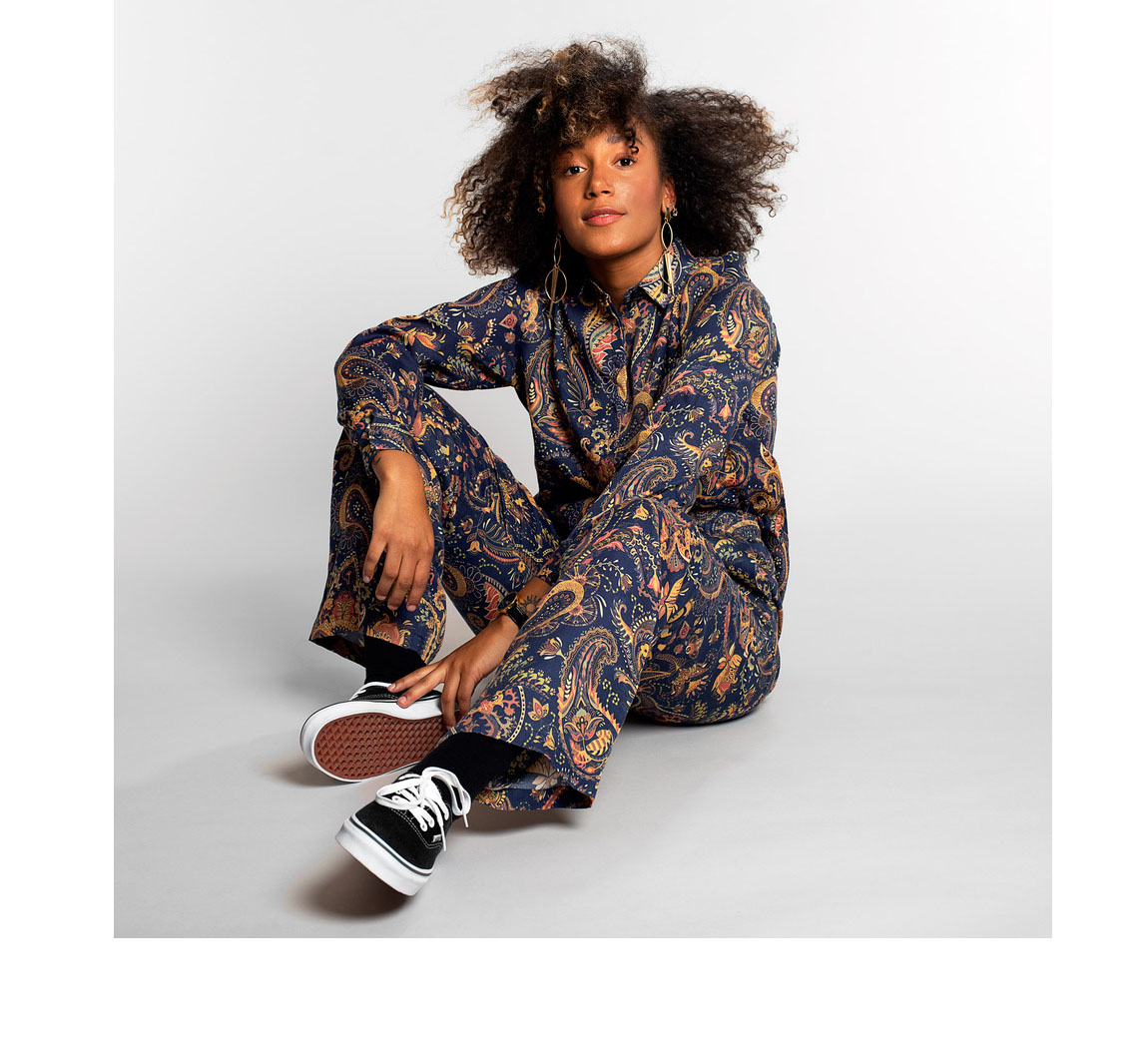 Vêtement femme Pantalon Moss